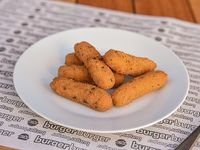 Mozzarella sticks (6 unidades)