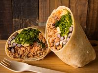 Burrito de carne