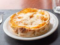 Tarta de calabaza y mozzarella