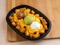 Crunchy papas supreme