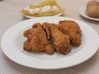 Pollo Broasted 4 Presas