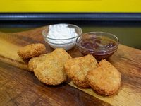 Nuggets de pollo (5 unidades)
