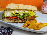 """Sándwich """"San Chacarero"""""""