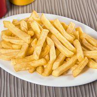Papas fritas individual porción de 350 g