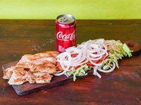 Combo - Pechuga grille + Ensalada Mixta + Coca Cola 220 ml