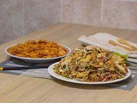 Arroz Chino con Spaguettis Mega