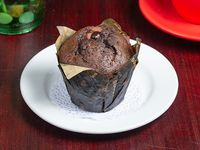 Muffin de chocolate extreme