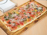 Pizza napolitana súper King (12 porciones)