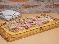 Pizza mundial (12 porciones)