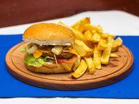 Promo - 2 hamburguesas Roma