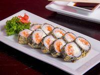 Futomaki tempura roll (10  piezas)