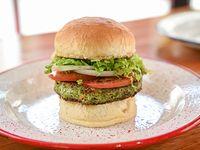 Promo - Veggie Burger JD