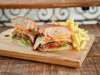 Chivito californiano