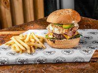 Cabría Burger 240 g