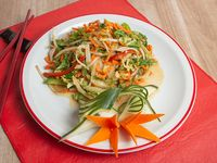 47 - Chop suey de vegetales