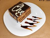 Torta rectangular chococake
