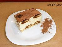 Torta rectangular tiramisu
