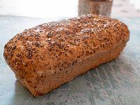 Pan lactal de salvado con semillas 700 g