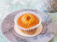 Muffins de vainilla con dulce de leche (media docena)