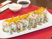Acevichado katsu roll (8 piezas)