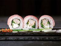 Maguro tempura roll