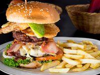 Burger Big Papa