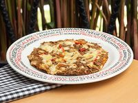 Pizza Ejecutiva de Pollo Oriental