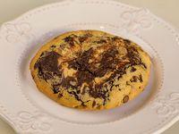 Galletas marmoladas de chocolate y chispas