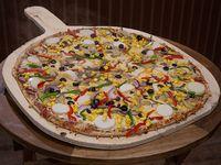 Pizza vegetariana (36 cm)