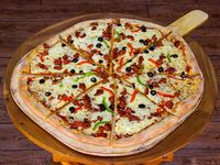 Pizza española (36 cm)
