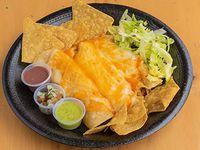 Enchilada en Salsa  Roja
