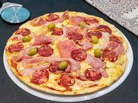 Pizza la fiambrera