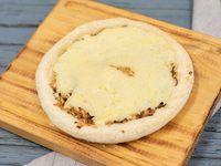 Pizza cebolla y mozzarella (gluten free)