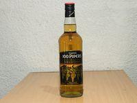 Whisky 100 Piper's 750 ml