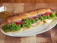 Sándwich clásico - 5 ingredientes + proteína