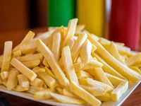 Papas fritas (dos personas)