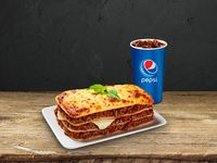 Combo personal Lasagna
