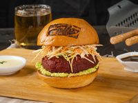 Veggie Beta Burger