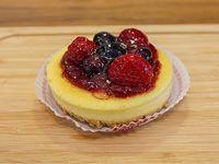 Tarteleta cheesecake