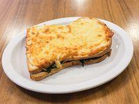 Croque Vert (vegetariano)