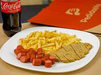Promo 3 - Combina2  para uno + refresco línea Coca-Cola 600 ml