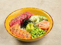 Bowl sashimi clásico
