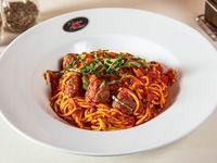 Spaghettis mariuccia