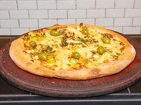 Pizza gourmet Sale e Pepe grande