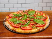 Pizza tradicional napolitana grande