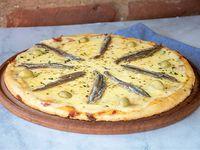 Pizza con anchoas