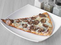 Pizza Pollo Champiñones BBQ