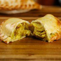 Empanada pollo al curry - 34