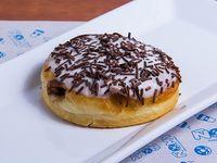 Ñomy donut rosquilla choco negro