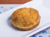 Ñomy donut manzana y canela